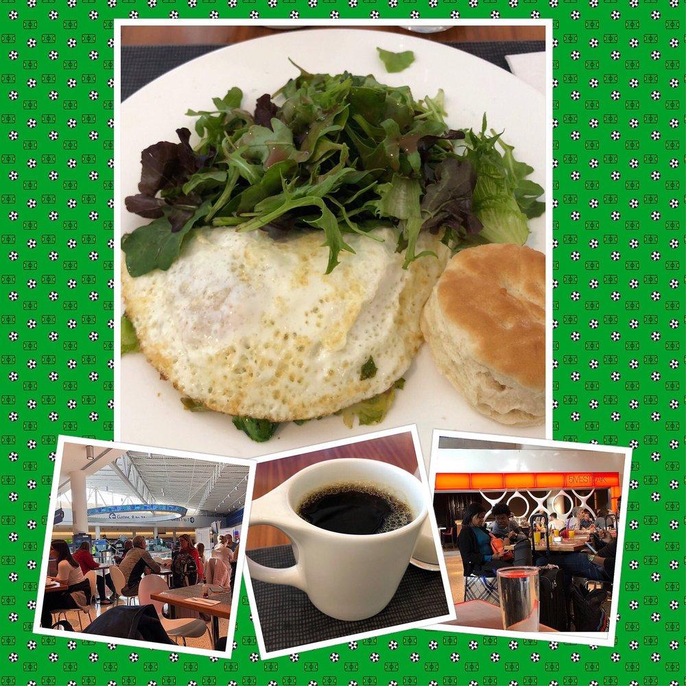 Piazza Breakfast