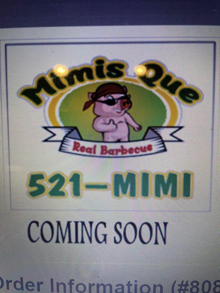 Mimis Que: 3874 Hixson Pike, Chattanooga, TN