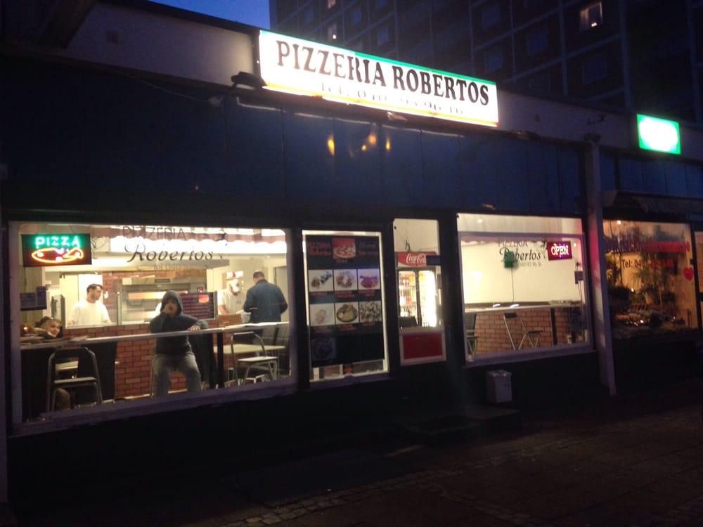 robertos pizzeria bromölla meny