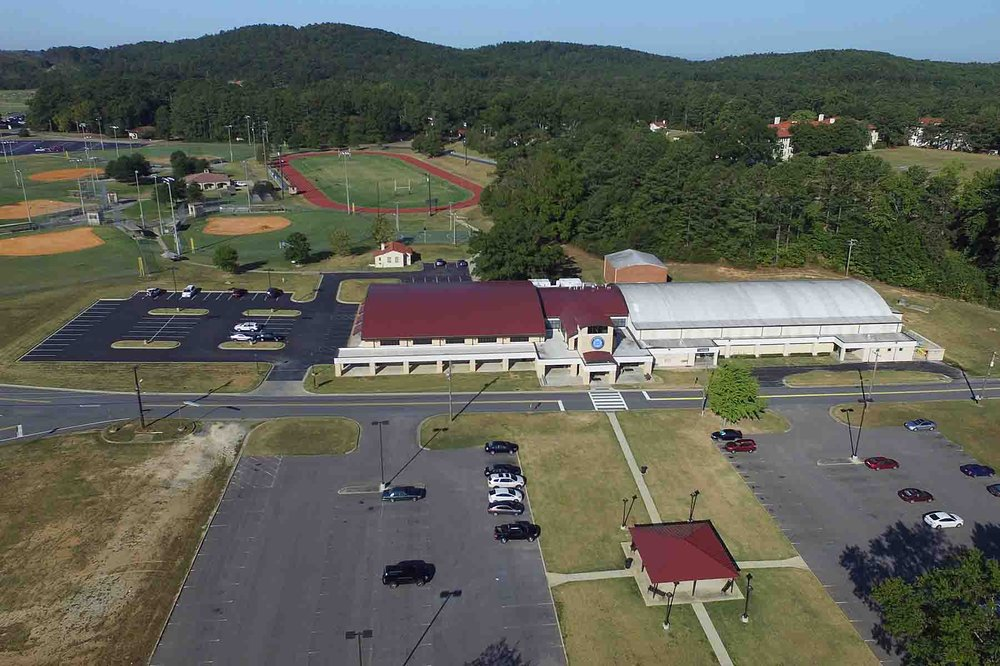 Anniston Aquatic & Fitness: 130 Summerall Gate Rd, Anniston, AL