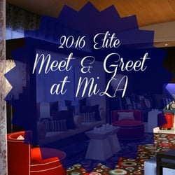 where the elite meet and greet