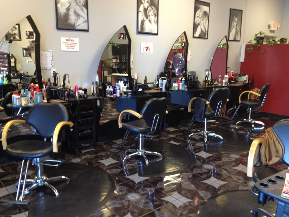 Hair studios las vegas strip