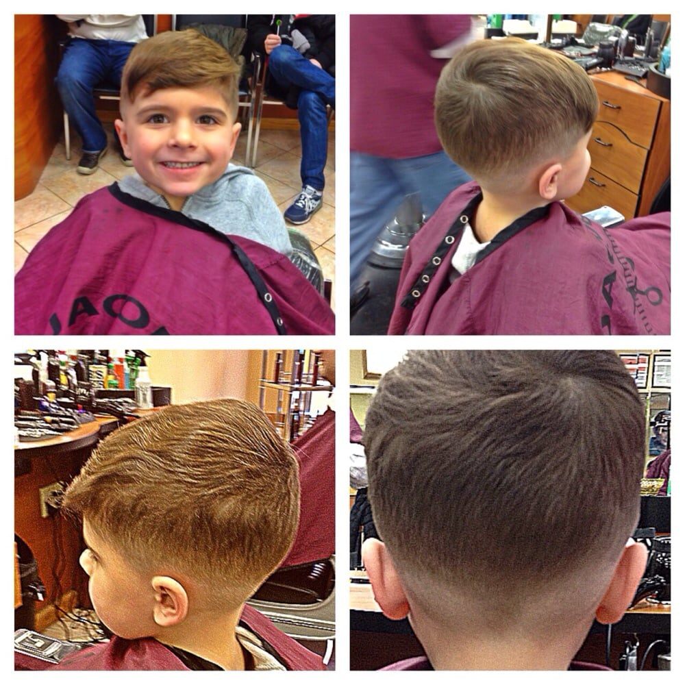 The Best Place To Get A Haircut For Kids Yelp
