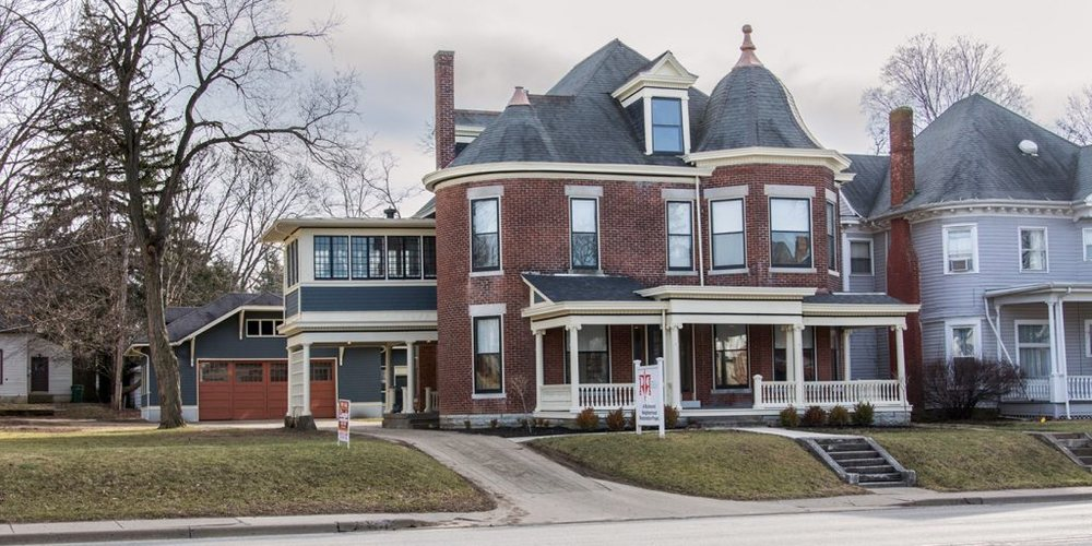 Millionaire's Row: Glenn Miller Park Historic Distric, Richmond, IN