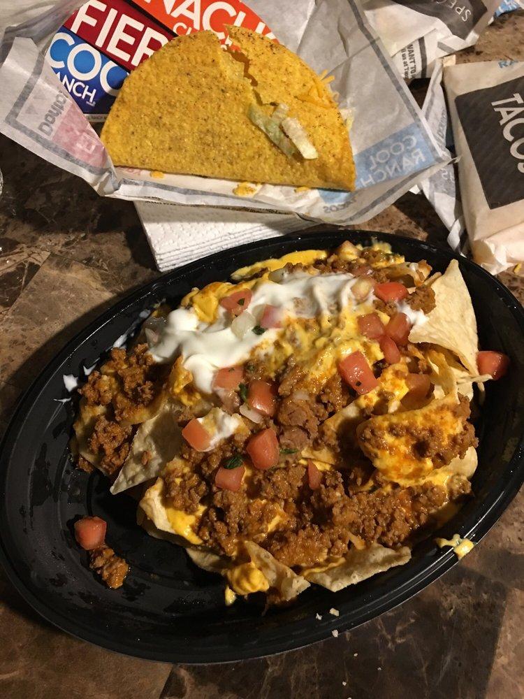 Taco Bell: 2804 Airline Blvd, Portsmouth, VA