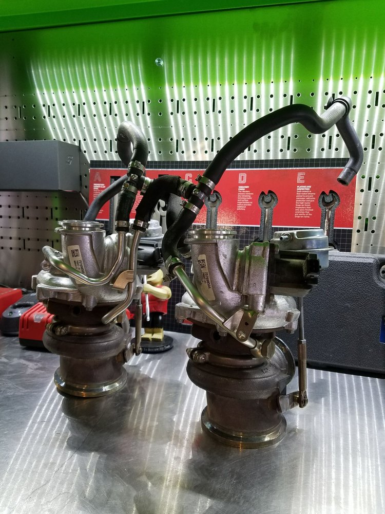 N63 turbo   Common problem on all new v8 engines - Yelp