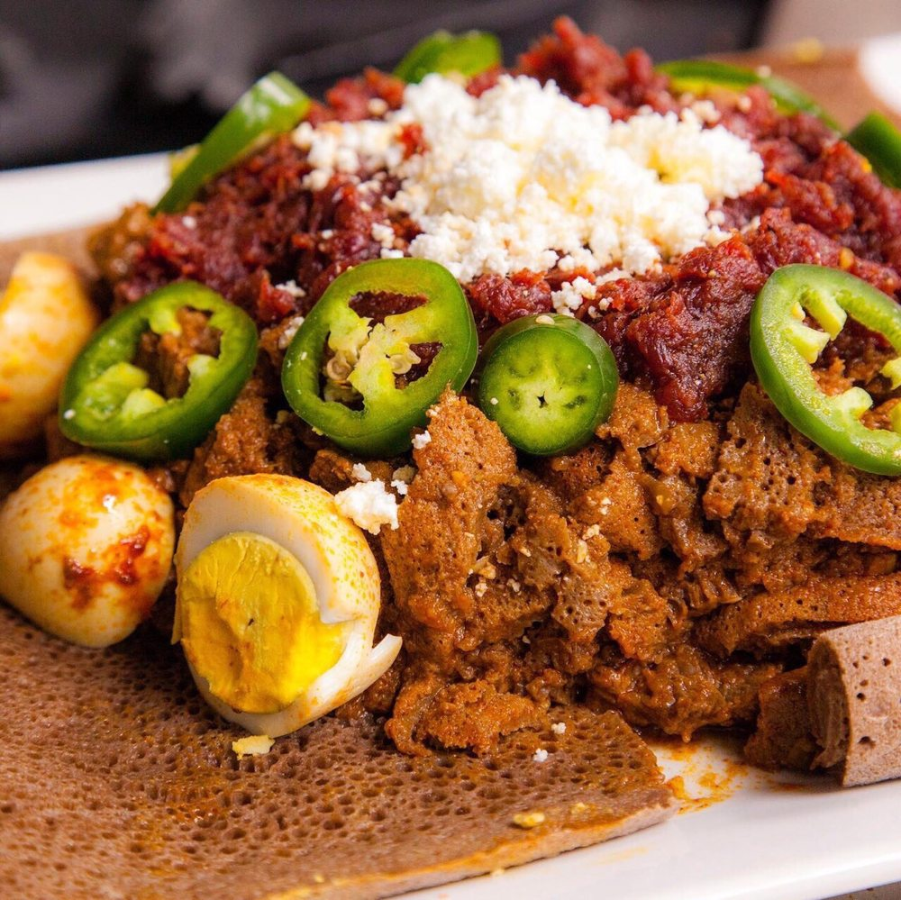 Mela Ethiopian Kitchen: 1359 Clairmont Rd, Decatur, GA