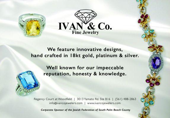 Photo Of Ivan And Company Jewelers Boca Raton Fl United States