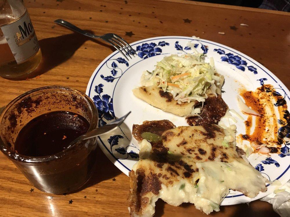 La Salvadorena Restaurant: 122 N H St, Aberdeen, WA