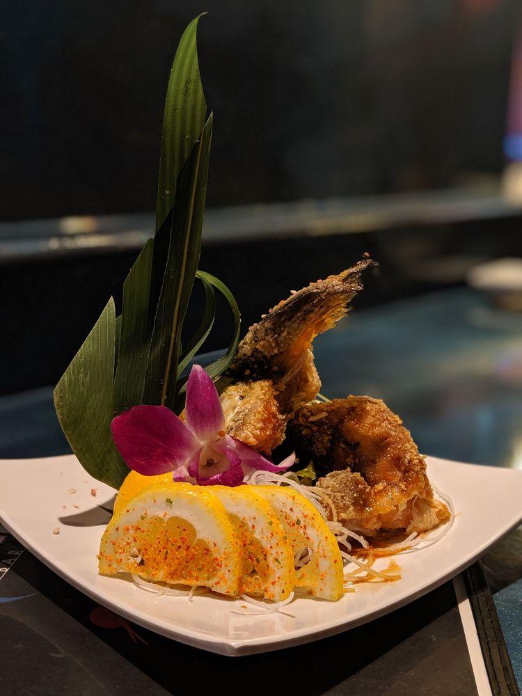 Ahi Sushi and Sake Bar: 941 SE 7th St, Grants Pass, OR