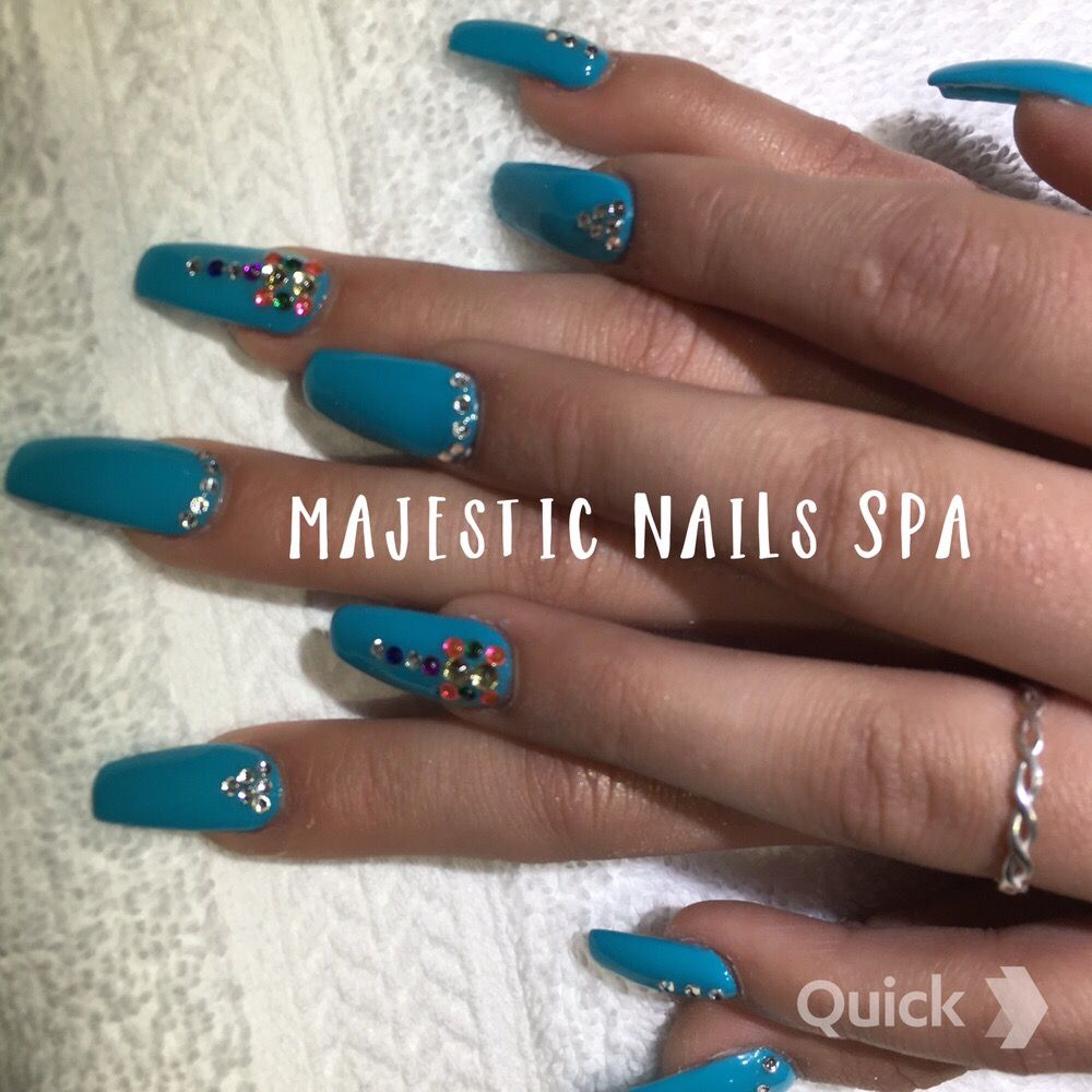Majestic nails spa 4802790383 - Yelp