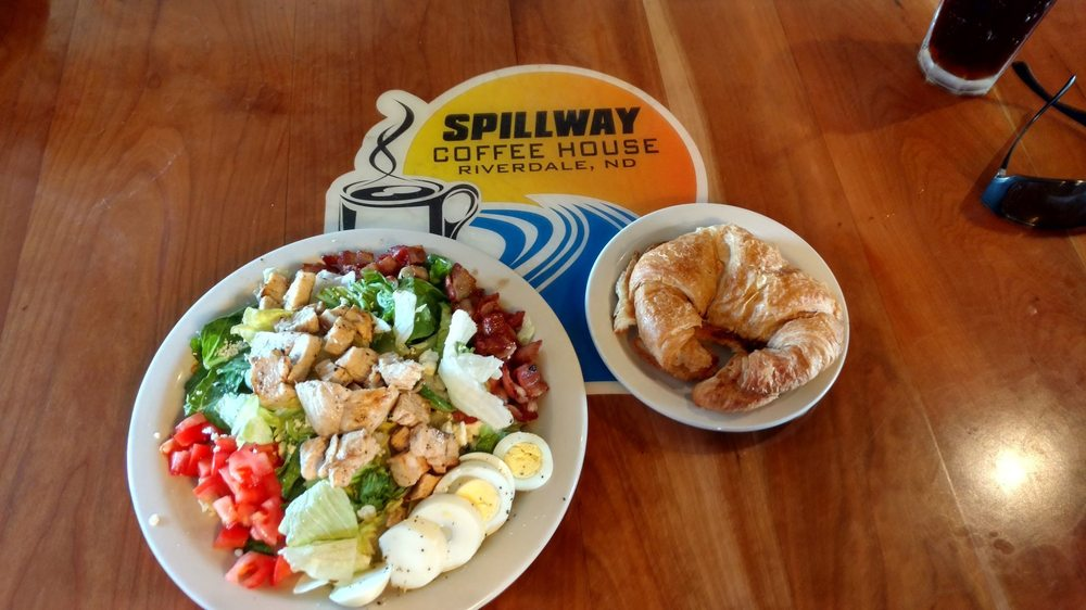 Spillway Coffee House: 504 10th St, Riverdale, ND