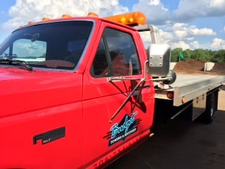 Budget Towing and Recovery: 182 Gatehouse Dr, Clarkesville, GA