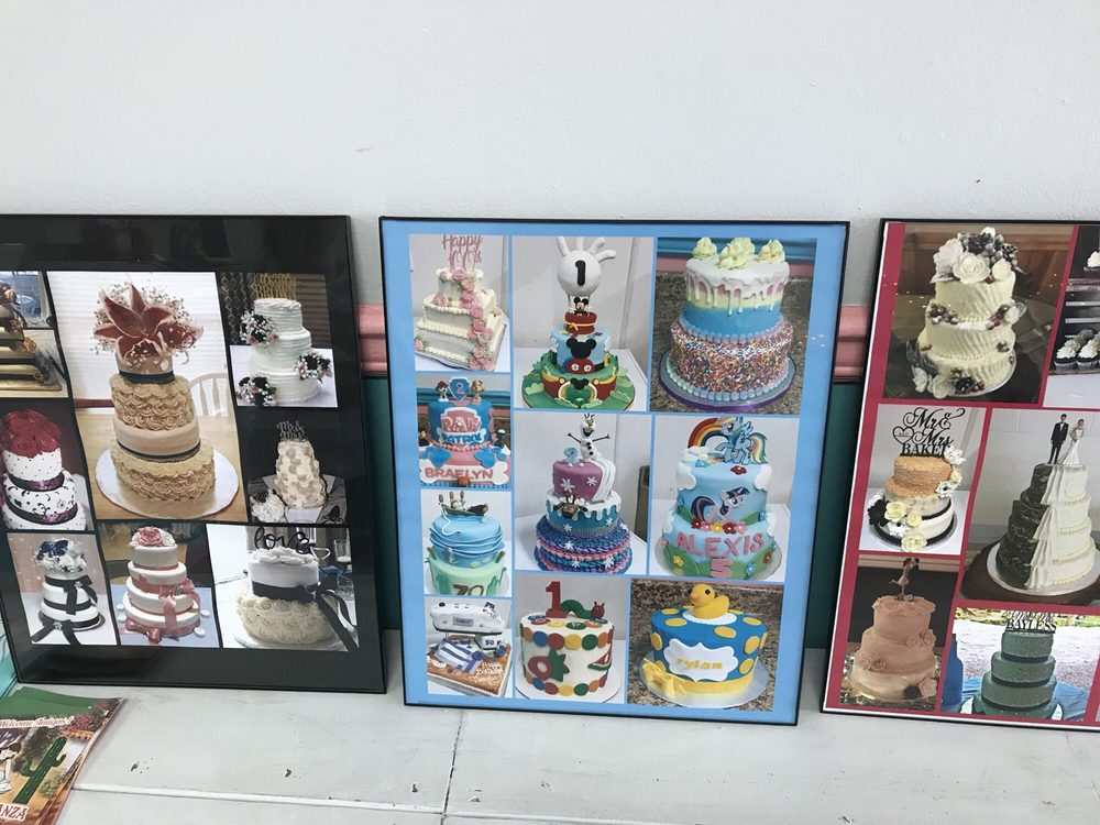 Food from Gem City Cakes