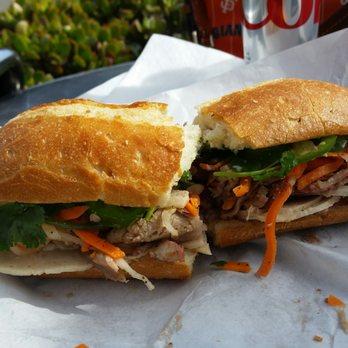 Dinosaurs Vietnamese Sandwiches 420 Photos 499 Reviews Sandwiches 2522 Ocean Ave Lakeside San Francisco Ca Restaurant Reviews Phone Number