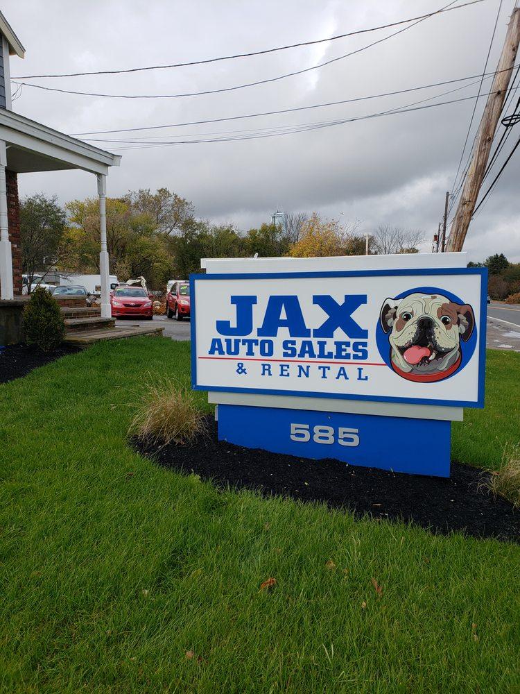 Jax Auto Sales & Rental: 585 Boston Rd, Billerica, MA