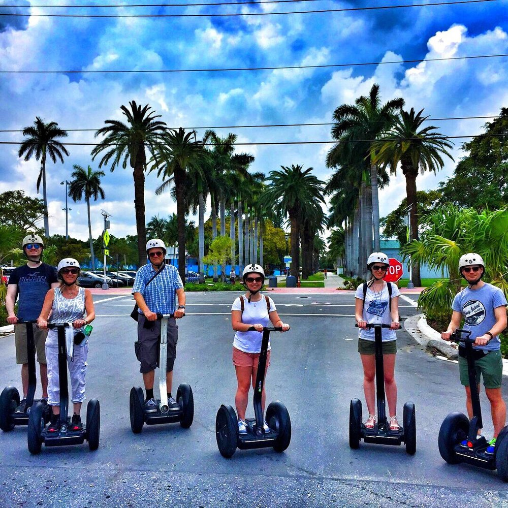 Photo Of South Florida Trikke Miami Beach Fl United States Segway Tours