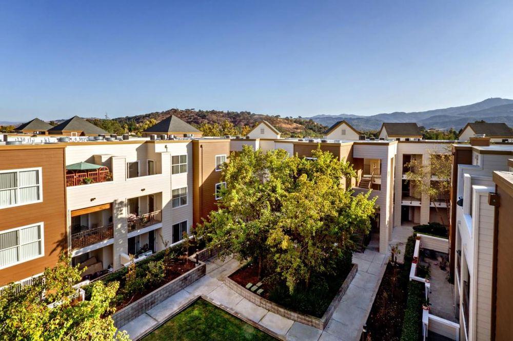 Almaden Lake Apartments San Jose Ca