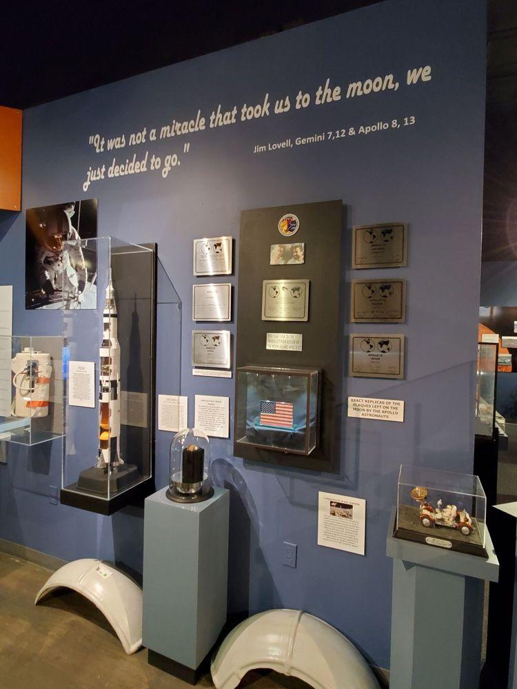 Space Museum: 116 E School St, Bonne Terre, MO