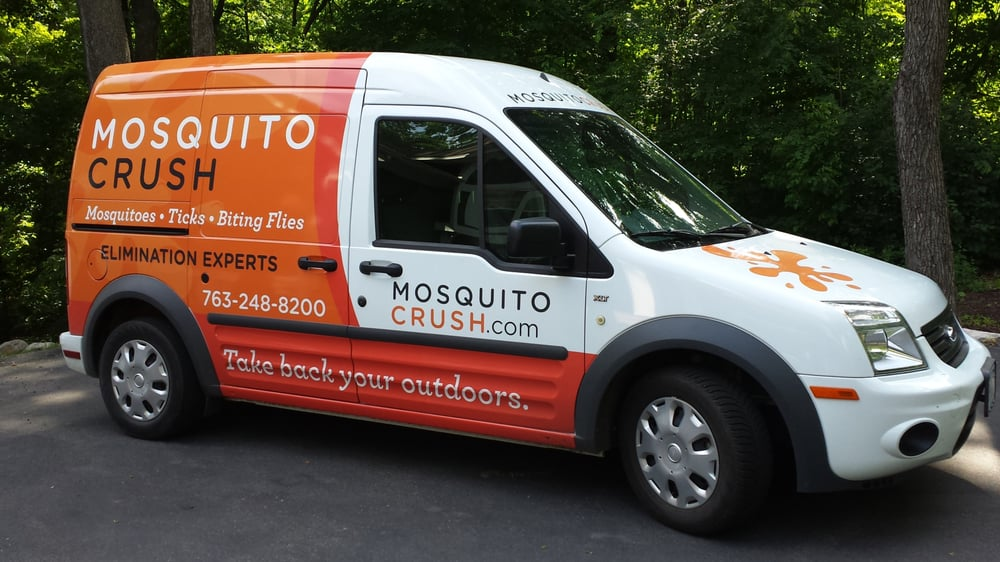 Mosquito Crush: Loretto, MN