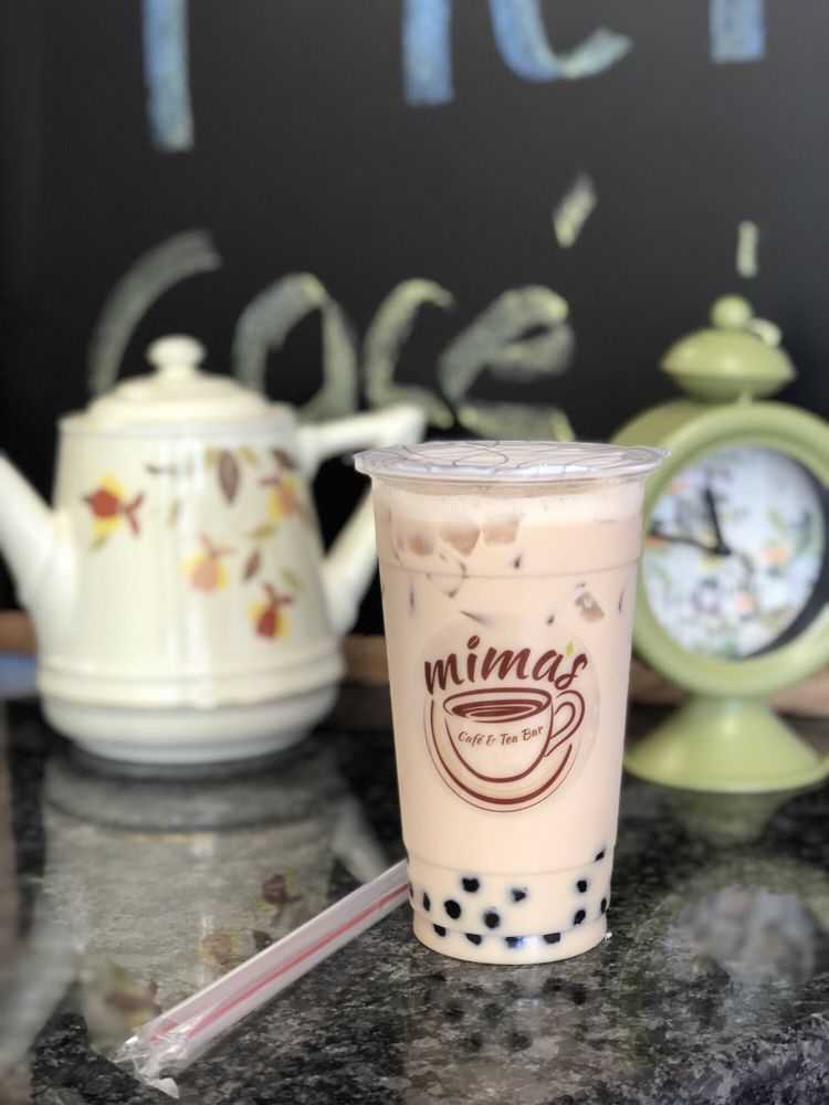 Mima's Cafe & Tea Bar: 1400 N Hwy A1A, Indialantic, FL