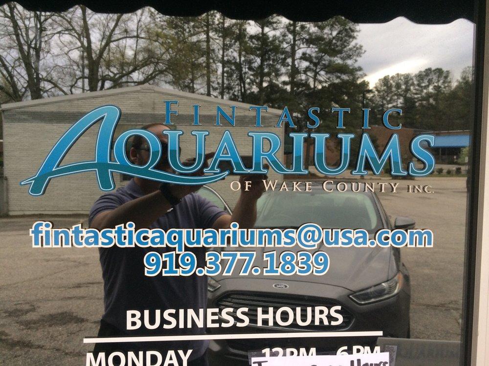 Fintastic Aquariums of Wake County: 303 E Durham Rd, Cary, NC