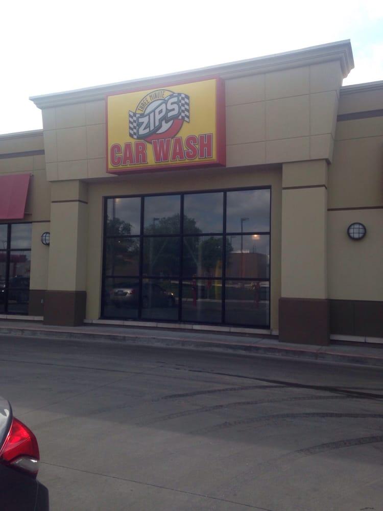 Zips Car Wash: 7931 E 37th St N, Wichita, KS