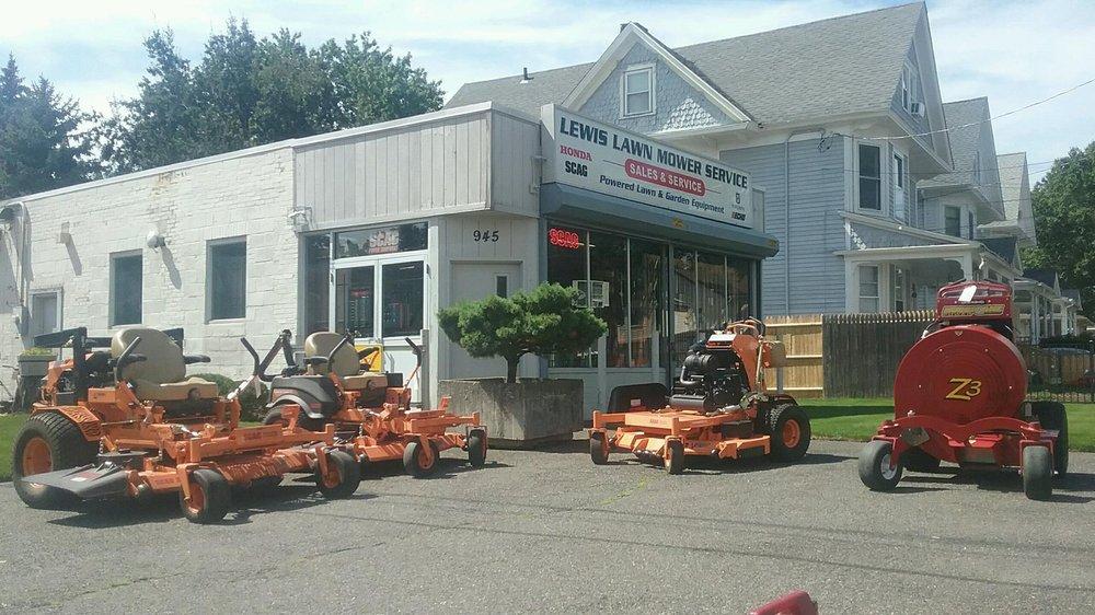 Lewis Lawn Mower Service: 945 Wood Ave, Bridgeport, CT