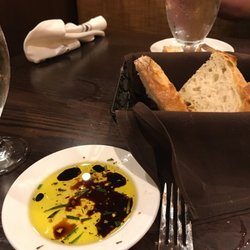 Photo Of Tuscan Kitchen Portsmouth Nh United States Oil And Balsamic Dipping