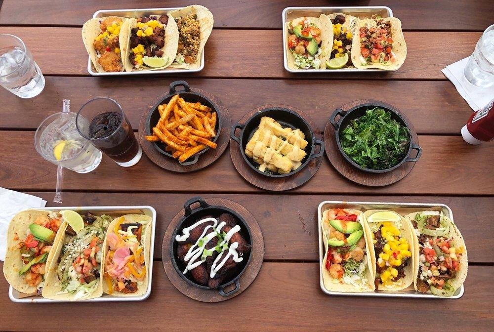 Bomba Taco  Bar: 2101 Richmond Rd, Beachwood, OH