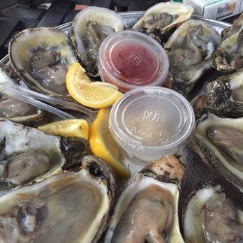 Tootsies Panama City Beach Oysters