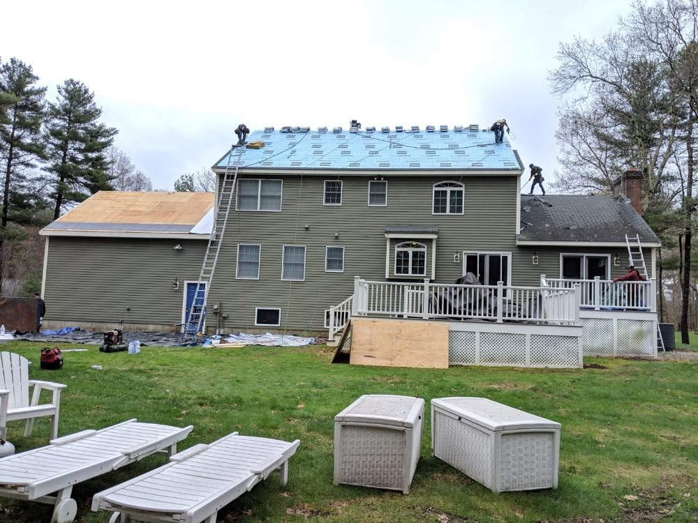 Loyalty Roofing Solutions: 11 Apex Dr, Marlborough, MA