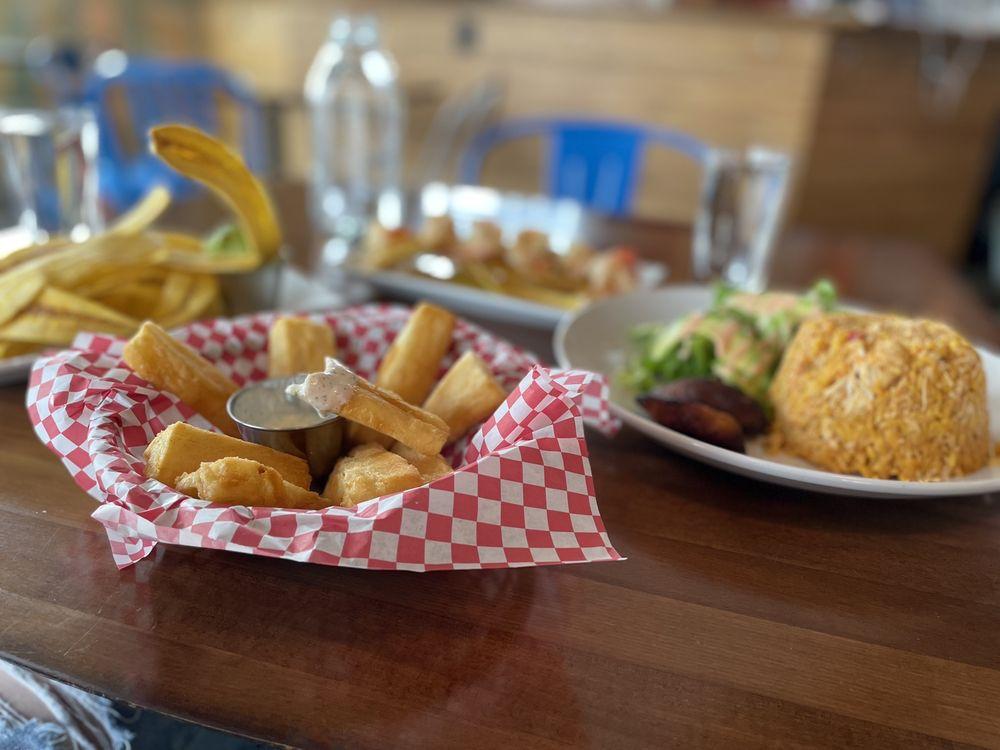 Havana Tropical Grill: 203 N 2nd St, Rogers, AR