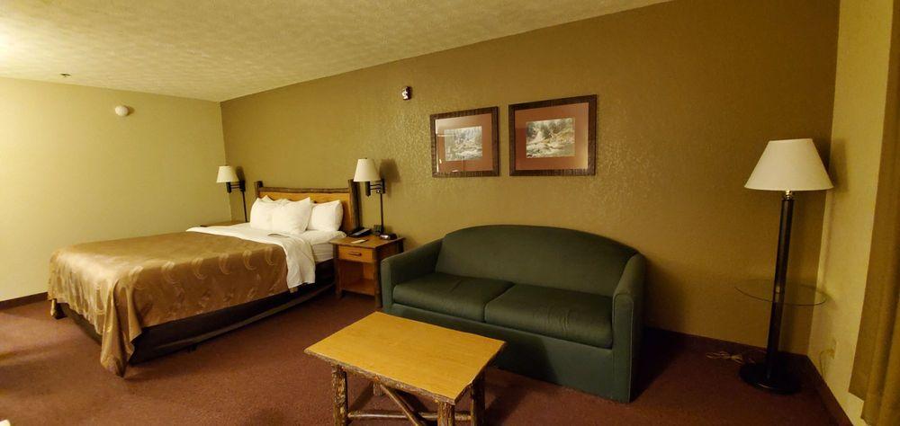 Comfort Inn: 4609 Aerial Way, Big Stone Gap, VA