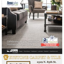 Photo of Keystone Carpet & Tile - Omaha, NE, United States. Anso Nylon. Anso Nylon Carpets