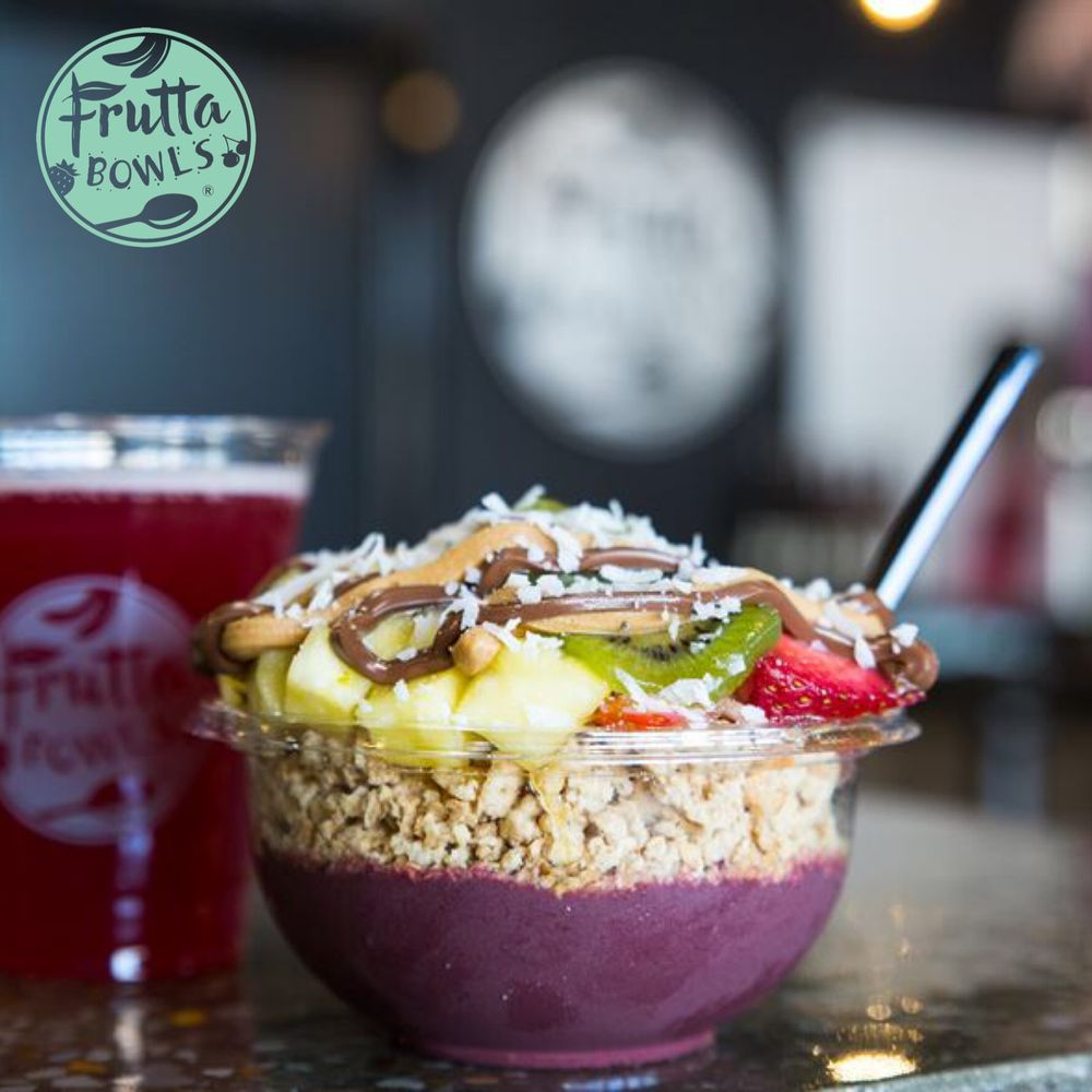 Frutta bowls: 262 East Beaver Ave, State College, PA