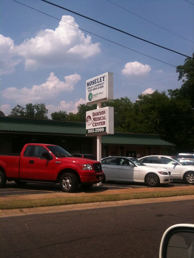 Moseley Drug Company: 412 Johnson St SE, Dawson, GA