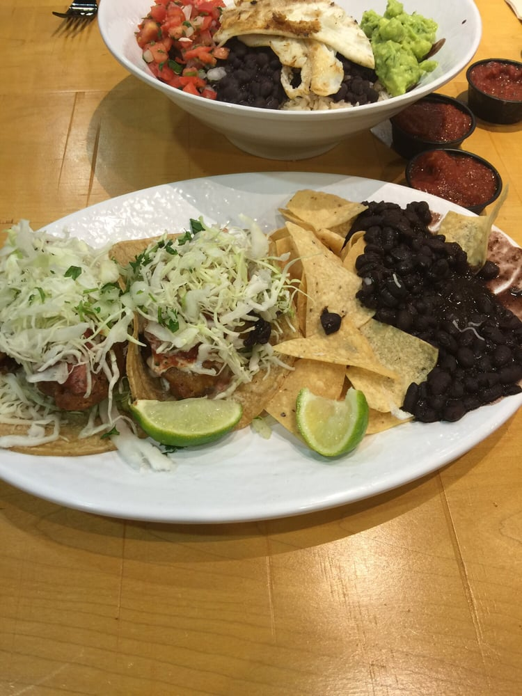 Fish tacos yelp for Rubio s coastal grill the original fish taco