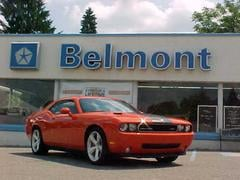 Belmont Dodge Chrysler Jeep Ram: 780 E Main St, Barnesville, OH