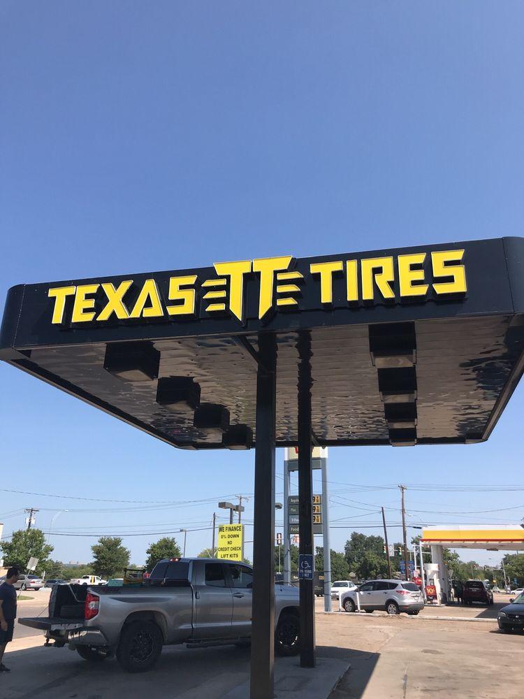 Texas Tires Custom Shop