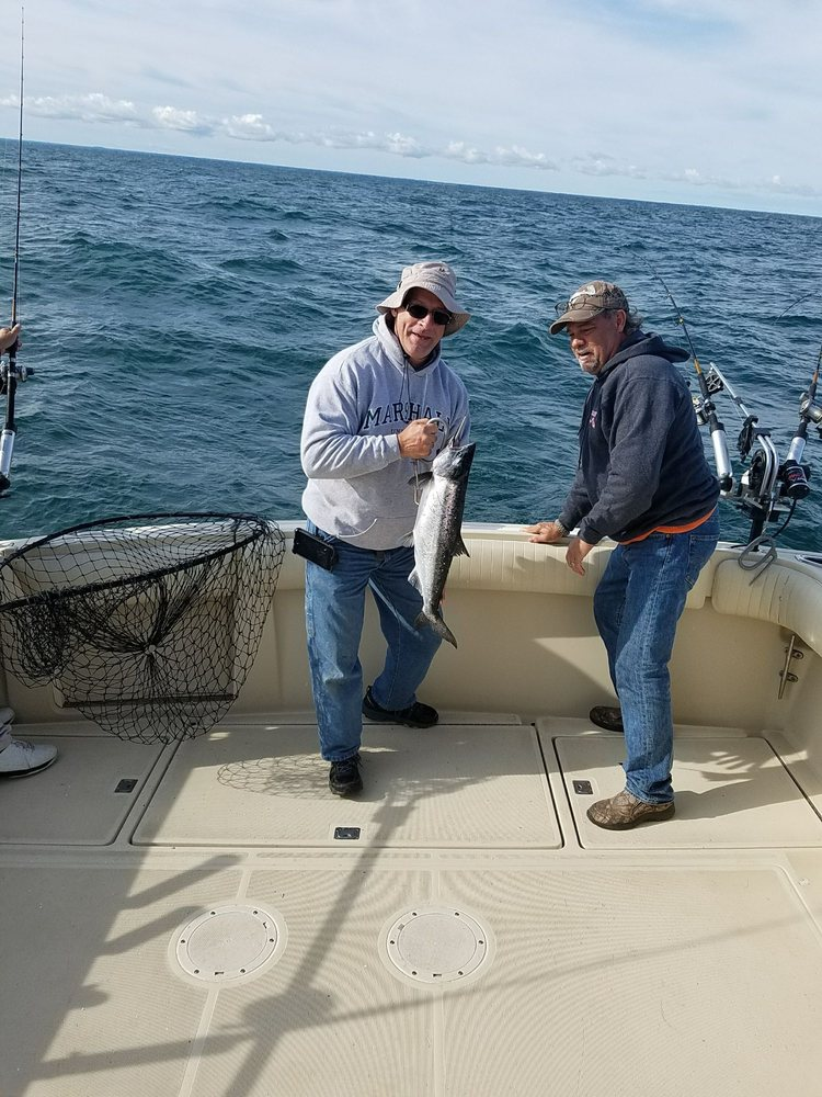 Reel Excitement Charters: 14387 Lakeshore Rd, Kent, NY