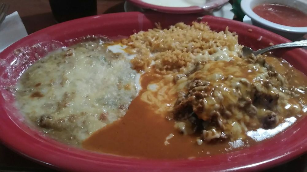 Los Mexicanos Restaurante: 2115 E Main St, Spartanburg, SC