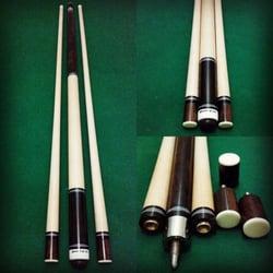 Breaker Custom Cues - 55 Photos - Pool & Billiards - 27 San