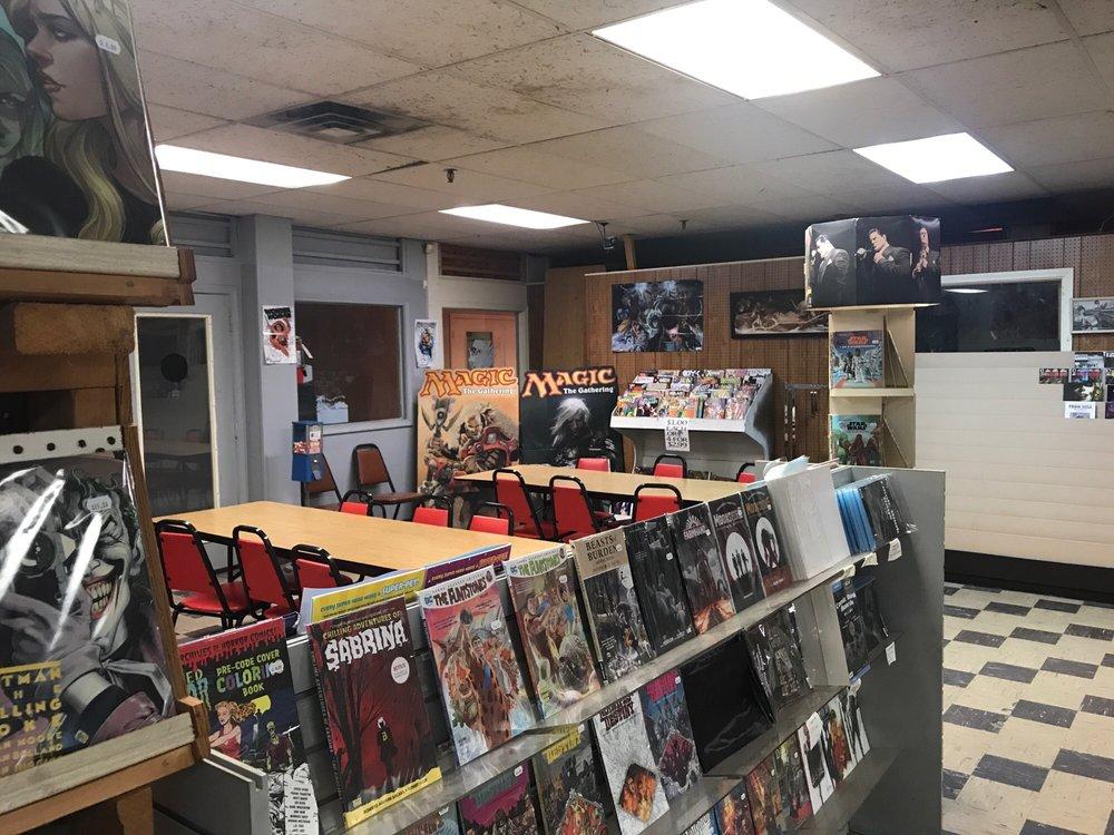 Bob's Comic Castle: 2150 W White River Blvd, Muncie, IN