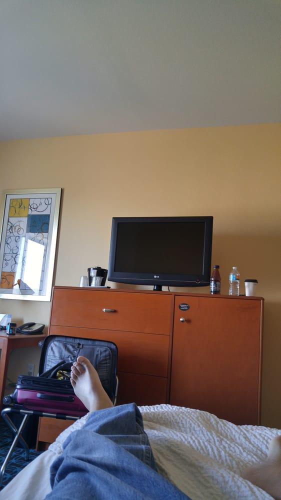 Fairfield Inn & Suites by Marriott El Paso: 7514 Remcon Cir, El Paso, TX