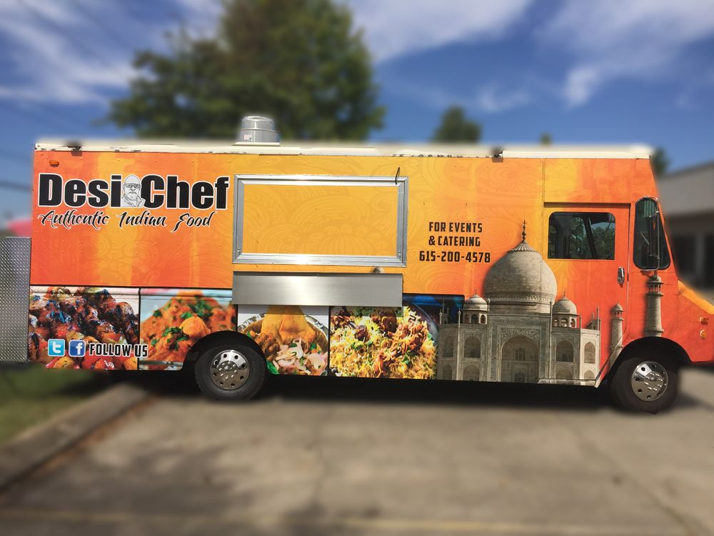 Desi Chef: 1004 Center Point Pl, Franklin, TN
