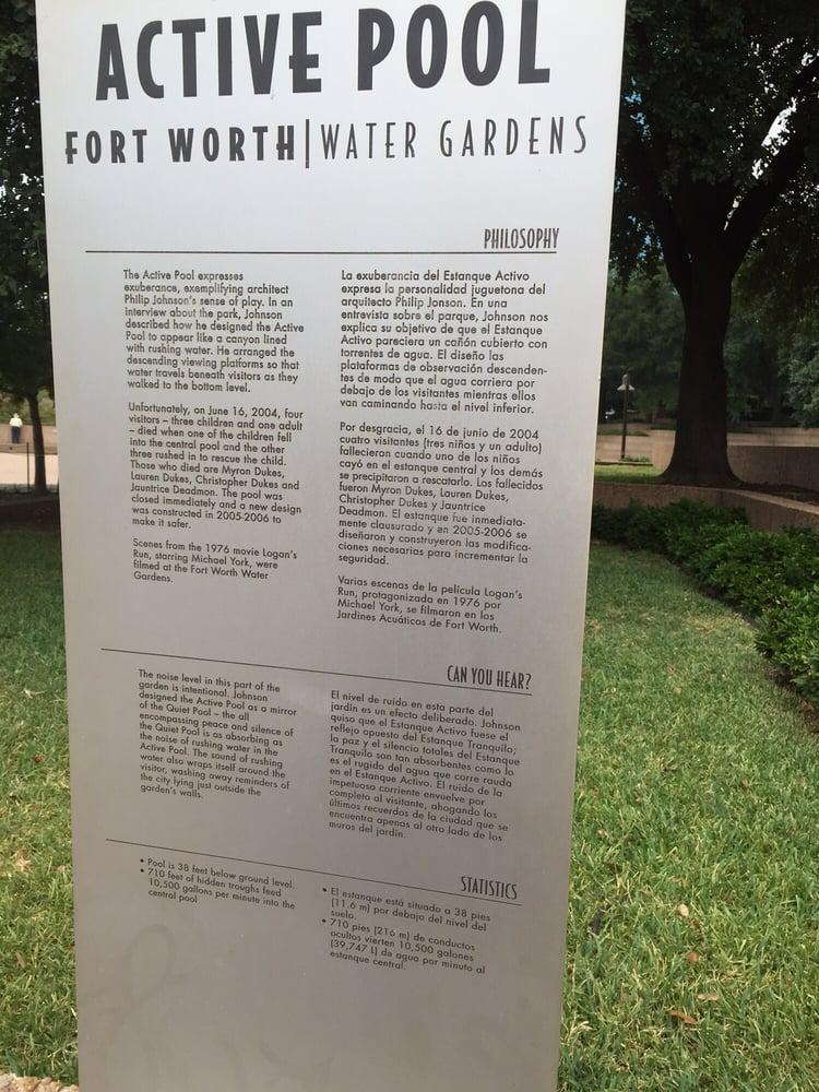 Restaurants Near Water Gardens Fort Worth