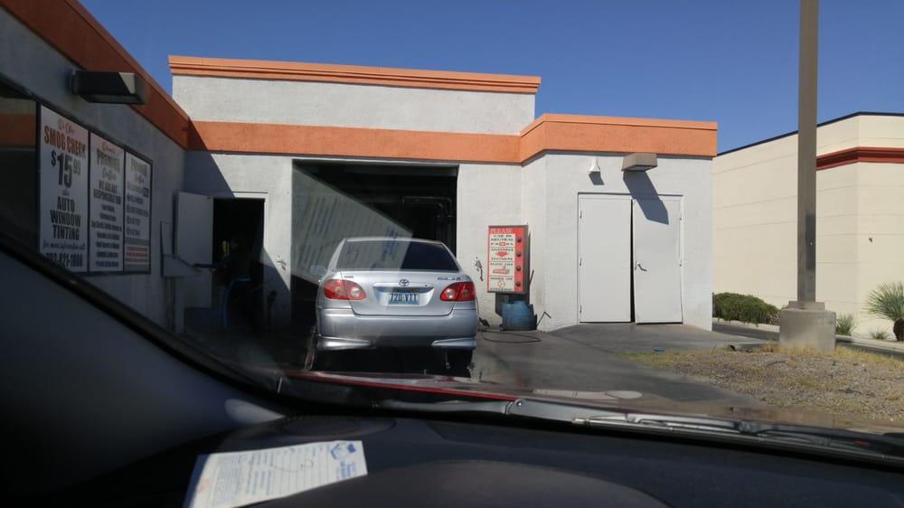 Premier Car Wash Las Vegas Nv