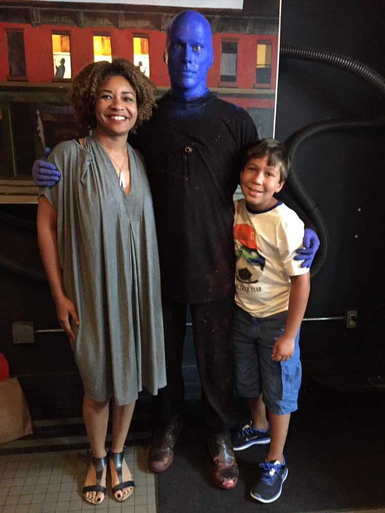 Blue Man Group: 3133 N Halsted, Chicago, IL