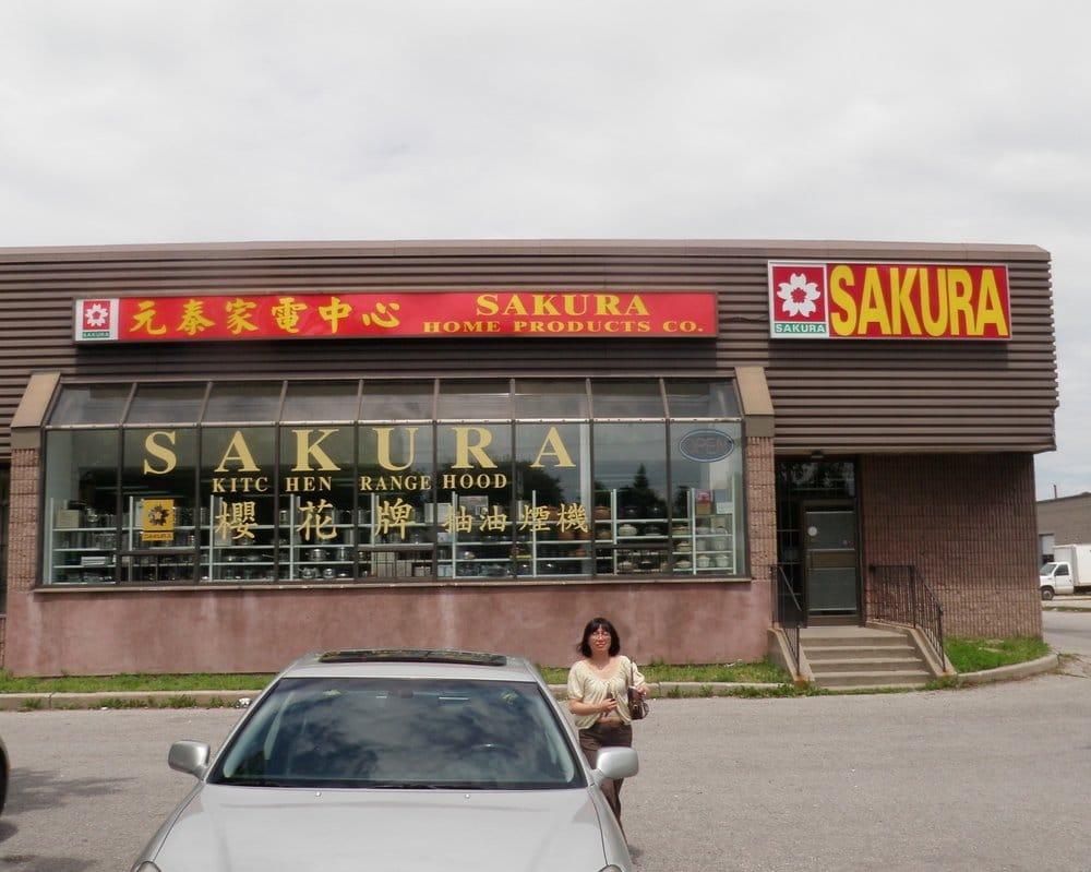 Sakura Products - Kitchen & Bath - 4490 Sheppard Avenue E ...